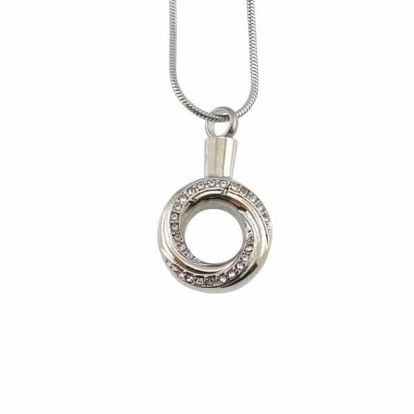 Ashanger circle rond strass
