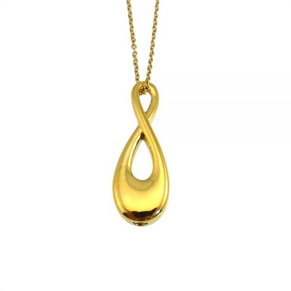 Ashanger gedenkteken infinity goud