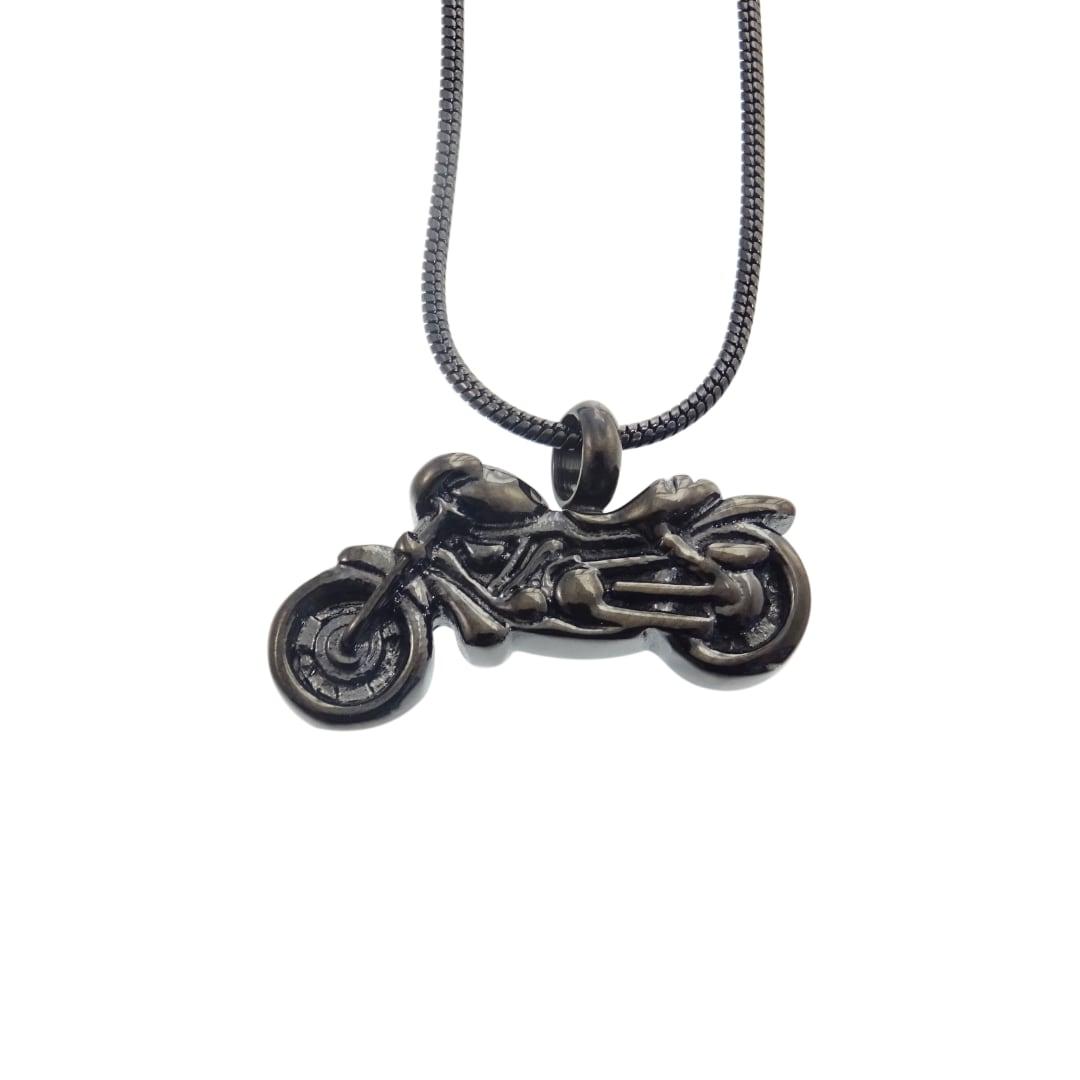 ashanger rvs motor zwart voor