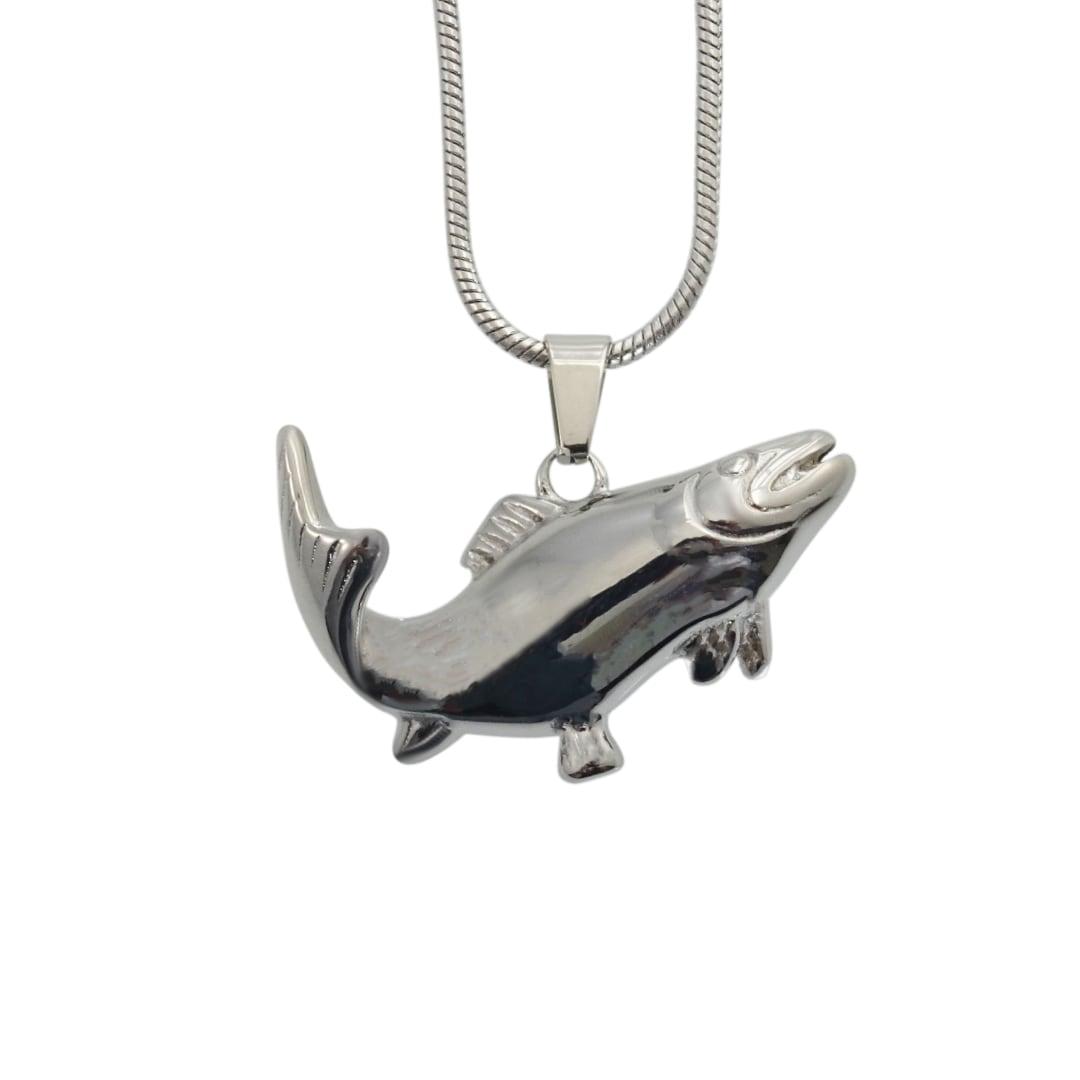 ashanger rvs vis karper voor
