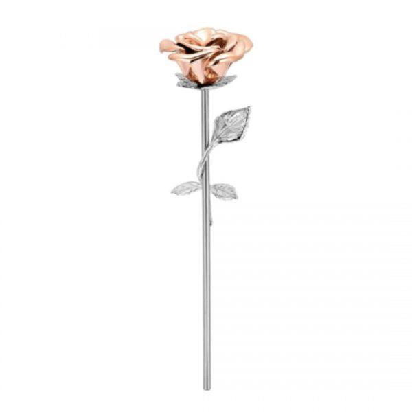 mini-urn-bloem-roos-rvs-rose